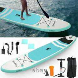 10.5ft Inflatable Stand Up Paddle Board Surfboard Non-Slip & complete kits