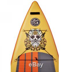 10'6 Inflatable Stand Up Paddle Board SUP Surfboard High Quality