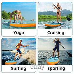 10.6 complete Kit Pump Blue Surfboard Inflatable Stand Up Paddle Board SUP