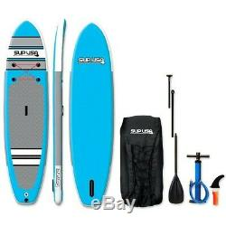 10ft 6 ISUP Inflatable Stand Up Paddle Board iVoyager