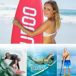 10ft Inflatable SUP Paddle Board Stand up Surfing board WithComplete Kit Surfboar