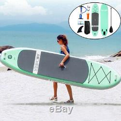 11' Inflatable Stand Up Paddle Board SUP Surfboard with complete kit Large size