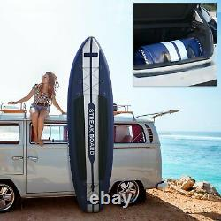 11 ft Inflatable Stand Up Paddle Board SUP Non-slip DeckISUP with complete kit