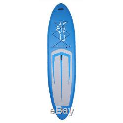 11'x32x6 SUP Inflatable Stand Up Paddle Board withPulp Pump Storage Backpack New