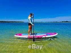 11ft Inflatable Stand Up Paddle Board SUP Kit High Quality