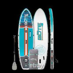 2021 Bote Breeze Aero Native Eclipse 10'8 Inflatable Sup Stand Up Paddle Board