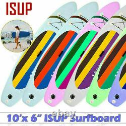2021 Stand Up Paddle Paddle Surf Board, Ultralight Inflatable Sup with Backpack