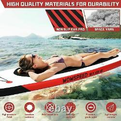 320cm Inflatable Stand Up Paddle Board SUP Surfboard With Complete Kit 10 ft. 6in
