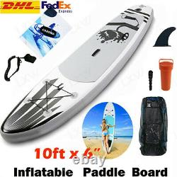 ANCHEER 10' x 6 Inflatable Stand Up Paddle Board SUP Surfboard Complete Kit