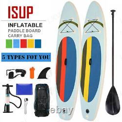 ANCHEER 10ft x 6 Inflatable Stand Up Paddle Board SUP Surfboard Complete Kits