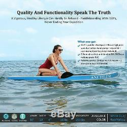 ANCHEER Inflatable Stand Up Paddle Board 10' Non-Slip Deck(6'' Thick) ISUP Board