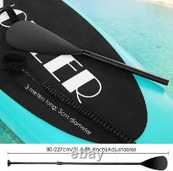 ANCHEER Stand Up Paddle Board, Lightweight Touring iSUP, Premium Accessories