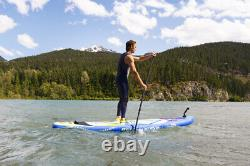 AQUA MARINA Beast BT-18BE Inflatable Stand Up Paddle Boards SUP iSUP 10' 6