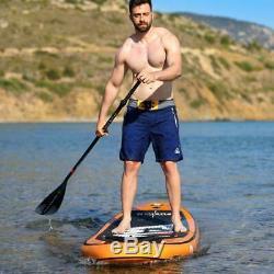 AQUA MARINA Inflatable SUP Surfboard -315x75x15cm Stand up paddle board