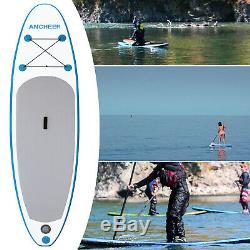 Ancheer 10'6'' Inflatable Stand up paddle Board SUP Board ISUP with complete kit