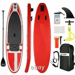 Ancheer 11'10' Inflatable Stand Up Paddle Board Surfboard SUP complete Kit A