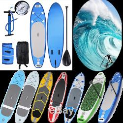 Ancheer Inflatable SUP Stand up Paddle Board Max user weight350 lbs Durable HOT