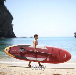 Aqua Marina Atlas 12' Stand Up Paddle Board Inflatable SUP Paddle