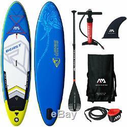 Aqua Marina Beast SUP-Set ISUP aufblasbar Stand Up Paddle inflatable Surf NEU