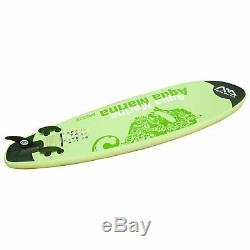 Aqua Marina Breeze 9' 9 Stand Up Paddle Board Inflatable SUP