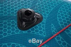 Aqua Marina Echo 10'6 Inflatable Stand Up Paddleboard ISUP with Paddle! Brand New