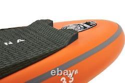 Aqua Marina Inflatable Magma Sup isup Stand Up Paddle Board With Paddle