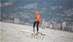 Aqua Marina Inflatable Sup Board with Sail surf Board Stand up Kayak Sailboard