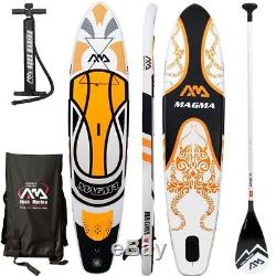 Aqua Marina Magma 10'10 (6'' Thick) Stand Up Paddle Board Inflatable SUP