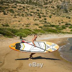 Aqua Marina Magma 10'10 Stand Up Paddle Board Inflatable SUP with Paddle