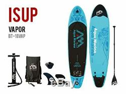 Aqua Marina VAPOR Inflatable Recreational Stand-up Paddle Board for Light to by