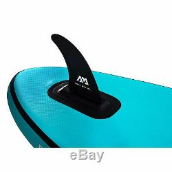 Aqua Marina Vapor 9.8 Foot SUP Stand Up Paddle Board Kit with Pump (Open Box)