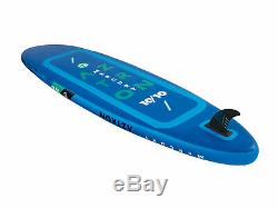 Aztron MERCURY 10'10 Double Chamber Inflatable Stand Up Paddle SUP Board
