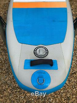 BIC SUP 10'6 Performer Air Package w Paddle Used Inflatable Stand Up Paddleboard