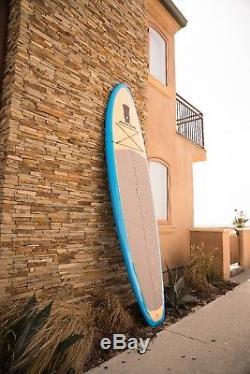 Bamboo Paddle Board sup stand up paddleboard (real bamboo) Antidote Paddle