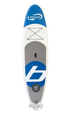 Beluga 11ft. All Round Inflatable Stand-Up Paddle Board