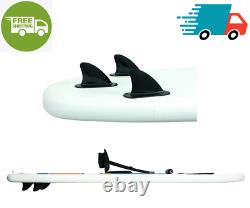 Bestway 65069 Hydro-Force White Cap Inflatable SUP Stand Up Paddle Board & Kayak
