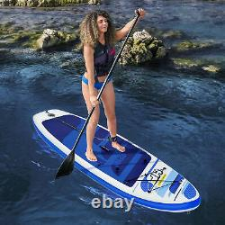 Bestway Hydro Force Oceana Inflatable 10 Ft SUP Stand Up Paddle Board Set (Used)