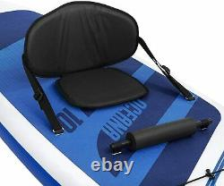 Bestway Hydro Force Oceana Inflatable 10' Stand Up Paddle Board Set withaccesories