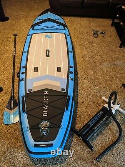 Blackfin (Model X) Stand Up Paddleboard (2020) Used 5 times