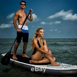 Blue Water Toys 11ft Inflatable Stand Up Paddle Board Set 34 EXTRA WIDE WIDTH