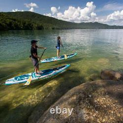 BodyGlove Performer 11 Foot Inflatable Stand Up Paddleboard Package