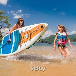Body Glove Performer 11' Inflatable Stand Up Paddle Board, Paddleboard SUP @@