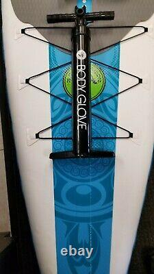 Body glove performer 11 Inflatable stand up paddle board