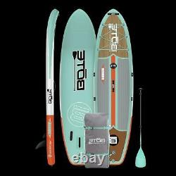 Bote Breeze Aero Classic 10'8 Inflatable Sup Stand Up Paddle Board