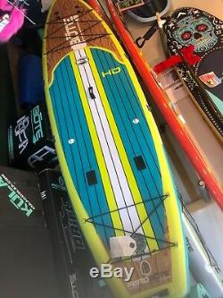 Bote Hd Aero Classic 11'6 Inflatable Stand Up Paddle Board