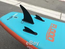 Bote Inflatable Stand Up Paddleboard 11 32 6 Rails