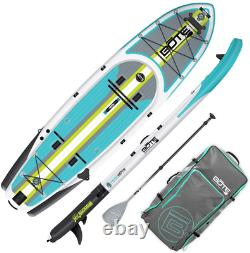 Bote Rackham Aero Inflatable Stand Up Paddle Board For Fishing, Sup With Accesso