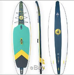 Brand New Body Glove Cruiser+ Inflatable Stand Up Paddleboard Package