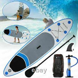 Caroma 1FT-Inflatable Stand Up Paddle Board iSUP with Adjustable Backpack UA FAST
