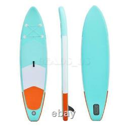 DHL 10ft Inflatable SUP Stand Up Paddle Board Paddle Pump+Carry Bag Complete Set